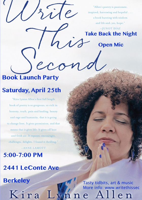 WTS Book Launch Flyer